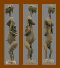 Maternité bambara (MALI)