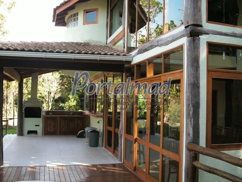 Portalmad Portas E Janelas Solu 231 245 Es Completas Em Esquadrias De Madeira A Beleza Da Madeira