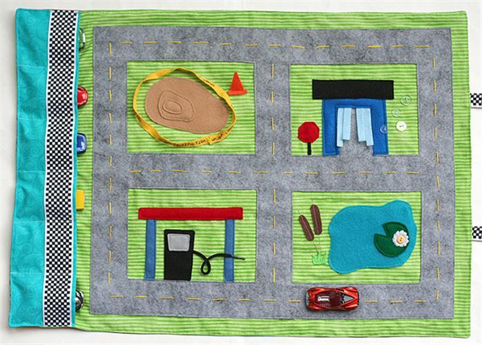 fiskers playmat via homemadebyjill.blogspot.com