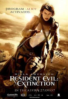 Resident Evil 3: Extincion en Español Latino