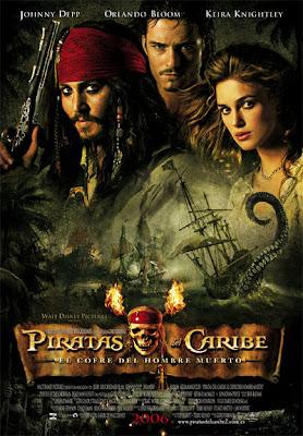 Piratas del Caribe 2: El Cofre de la Muerte – DVDRIP LATINO