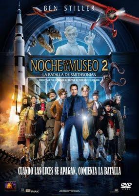 Una Noche en el Museo 2 en Español Latino
