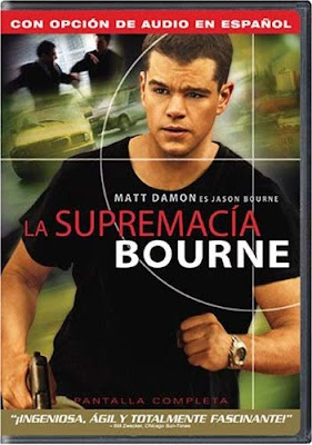La Supremacia de Bourne – DVDRIP LATINO