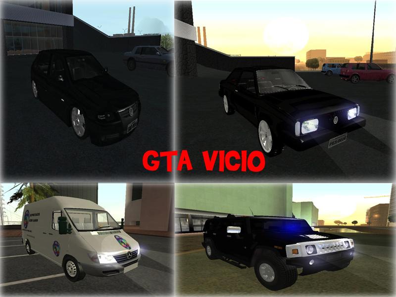 GTA VICIO