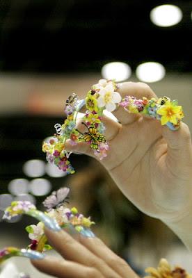 Bukuria e duarve gjendet tek thonjet NailArt5