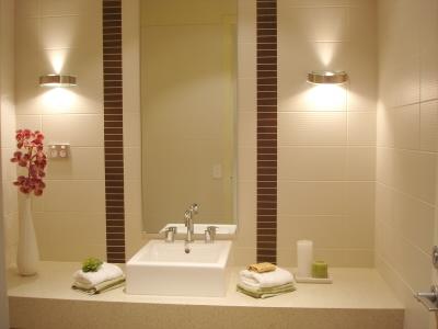 Bathroom Lighting Sconces   Rumah Minimalis