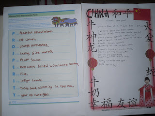 4 Kids 2 Guinea Pigs One Happy Family Chinese New Year Poems