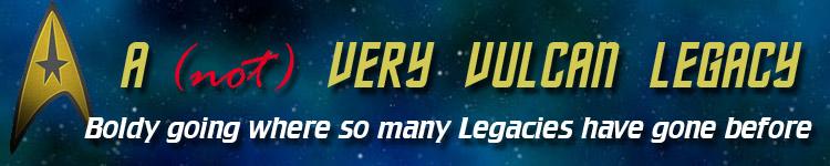 A (not) Very Vulcan Legacy