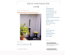 Thanks for the mention Deco-Inspiracion!!!