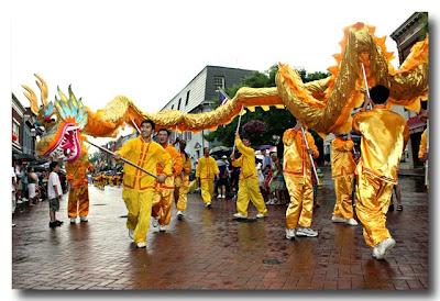 Falun Gong Dragon