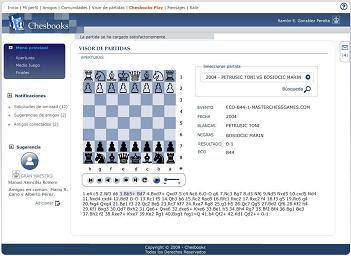 La nueva red social de ajedrez Chessbook