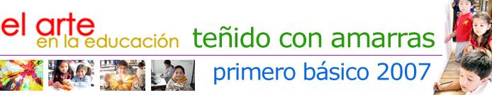 TEÑIDO DE AMARRAS