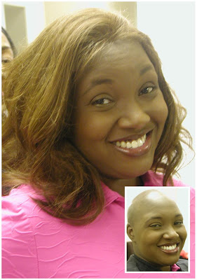 Lace Wig News, Glamour Lace Wigs by The Hair Network; 313-350-4241