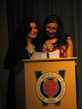 MC's: Ms. Osmansoy and Reshma Owal