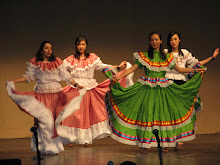 Columbian dances