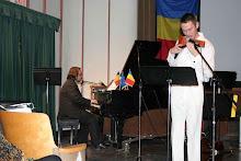 Radu Nechifor and Marius Bachnean: Schubert's Ave Maria