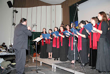 """Te deum"" choir"