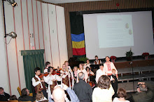 "another view of ""Martisor"" orchestra and choir"