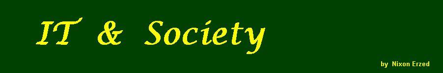 IT & Society
