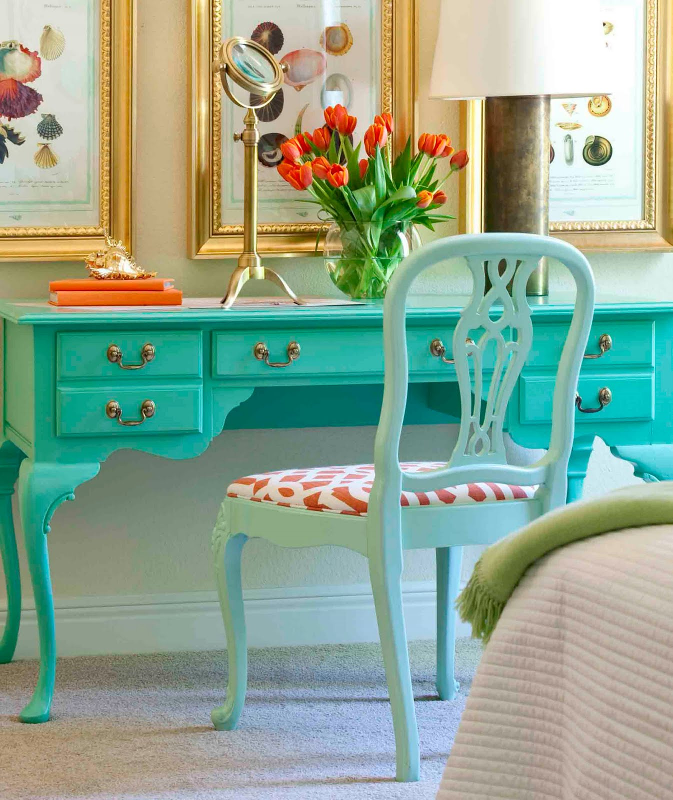 Turquoise Desk Chair Desk Chairs Turquoise Cool Teenage Girl Rooms 2015
