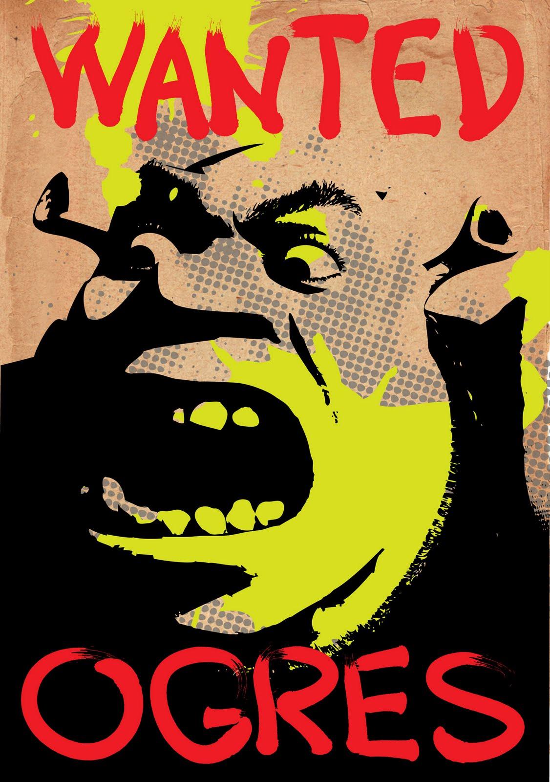 Drude Blog Shrek Posters Pt 2