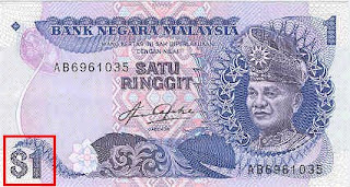 Malaysian Banknotes Malaysia Currency