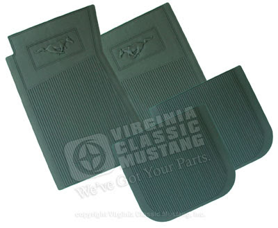 Virginia classic mustang blog july 2008 for 1967 ford mustang floor mats