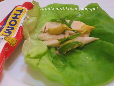 Nasi Lemak Lover Hainanese Chicken Rice