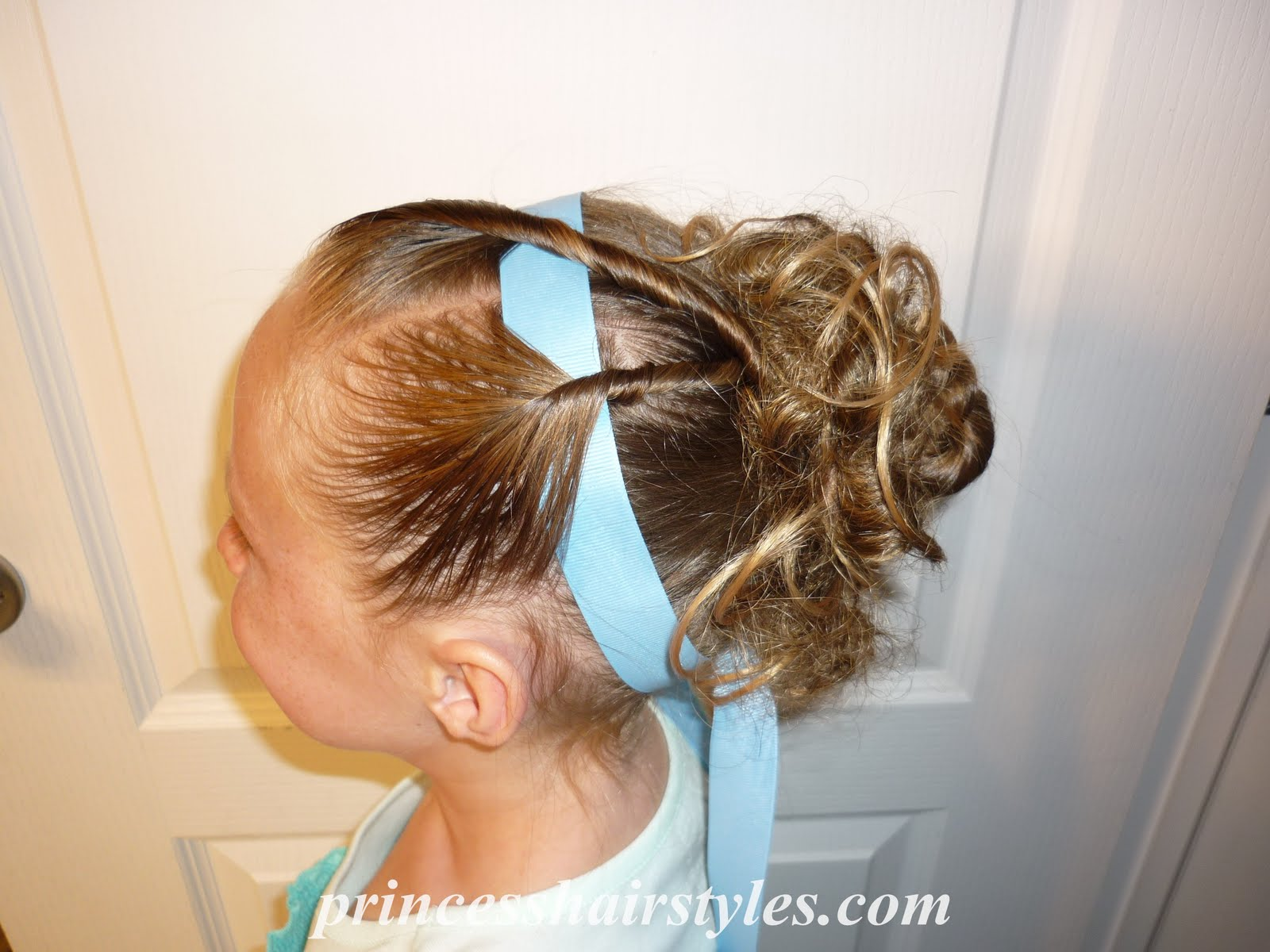 Hair Styles For Toddlers: Hairstyles For Dance Competition, Recital