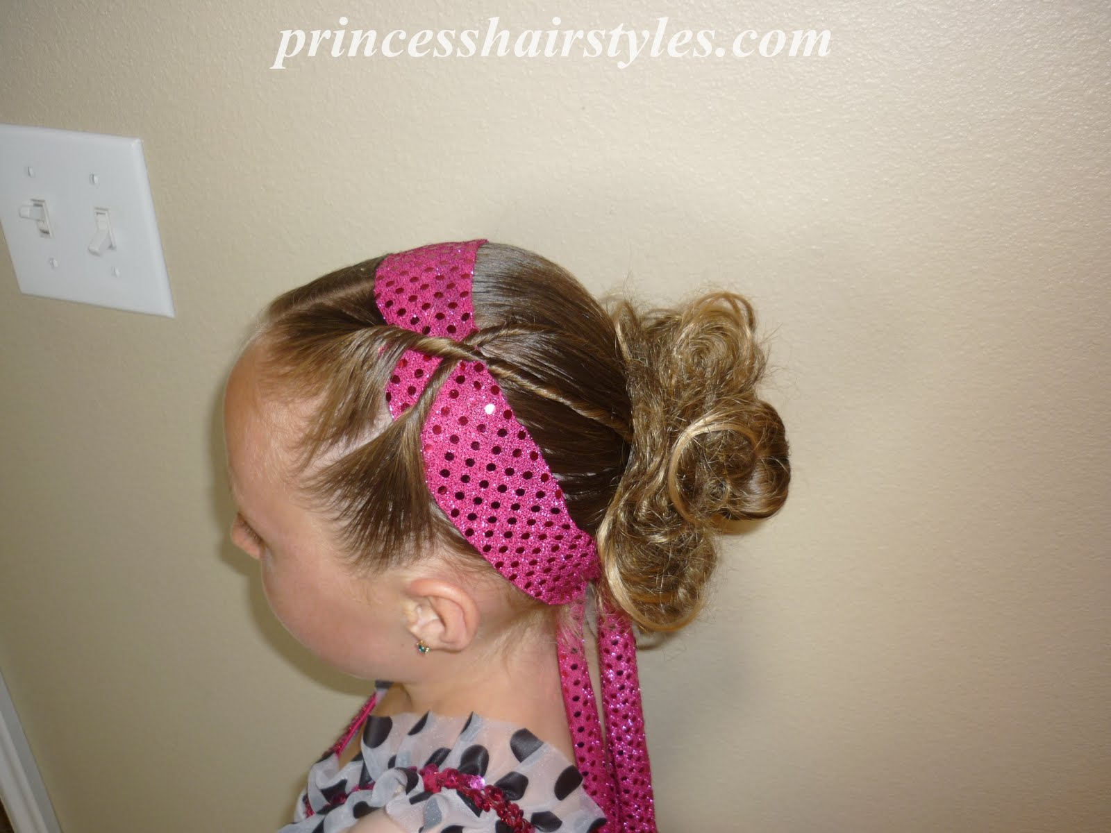 hairstyles for dance competition, recital | hairstyles for girls