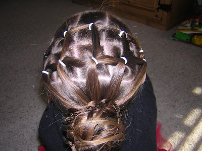 Marvelous Spider Web Hairstyles Hairstyles For Girls Princess Hairstyles Natural Hairstyles Runnerswayorg