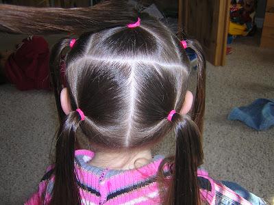 A Twist Braid Star Hairstyles For Girls Princess