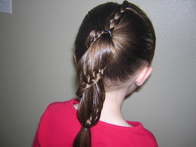 Tremendous Carousel Braid Hairstyles For Girls Princess Hairstyles Short Hairstyles Gunalazisus