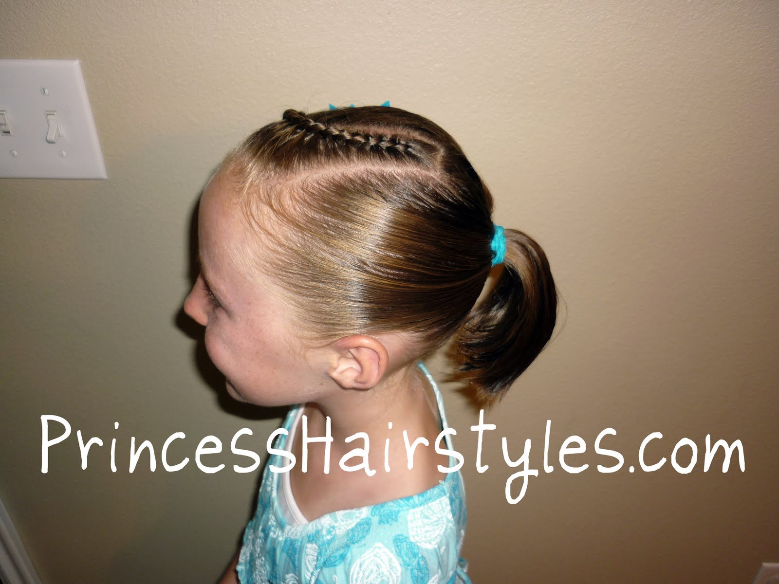5 Minute Hairstyles Braids: Hairstyles For Girls