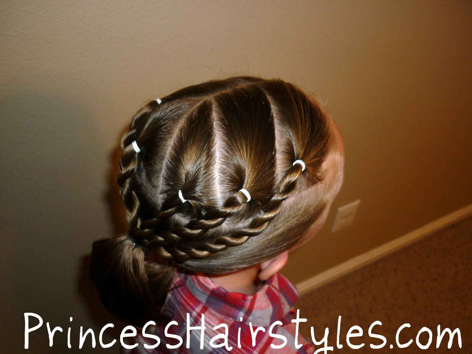 Cute Hairstyle For Sports