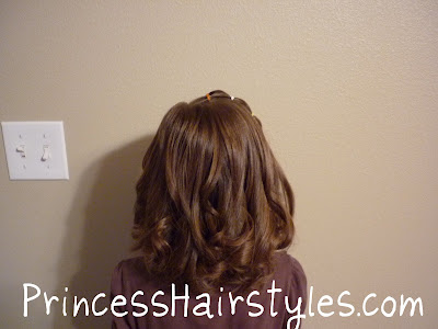 Candy Corn Hairstyle Hairstyles For Girls Princess