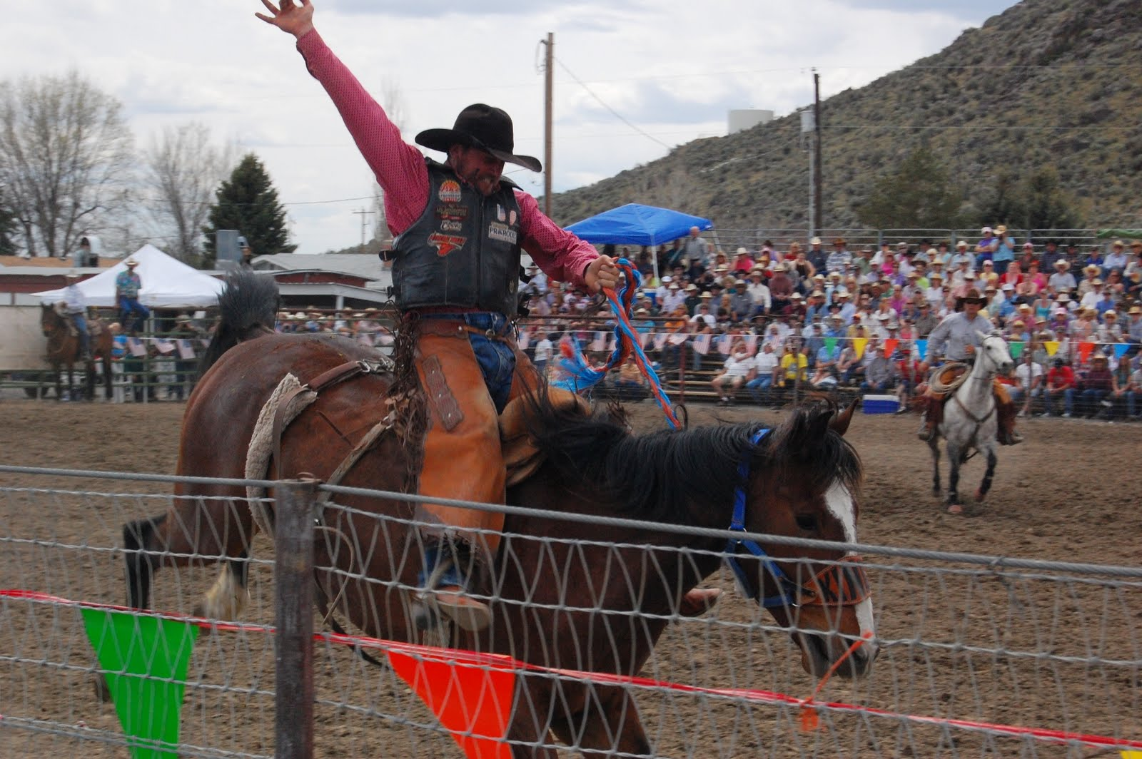 Tom And Sally S Rv Adventures Jordan Valley Rodeo And