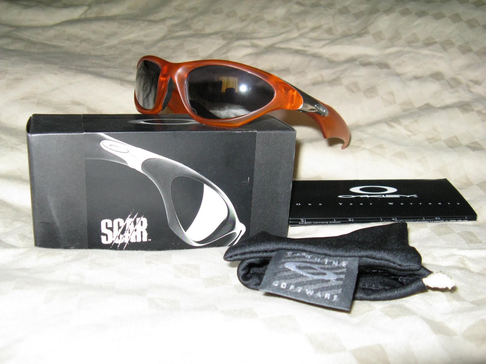 ceb0ac81ad Oakley Scar Sunglasses Butterscotch Gold Iridium « Heritage Malta