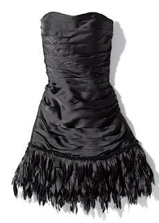New Year's Eve little black dresses from White House Black Market