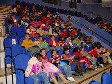 En el teatro de Armilla