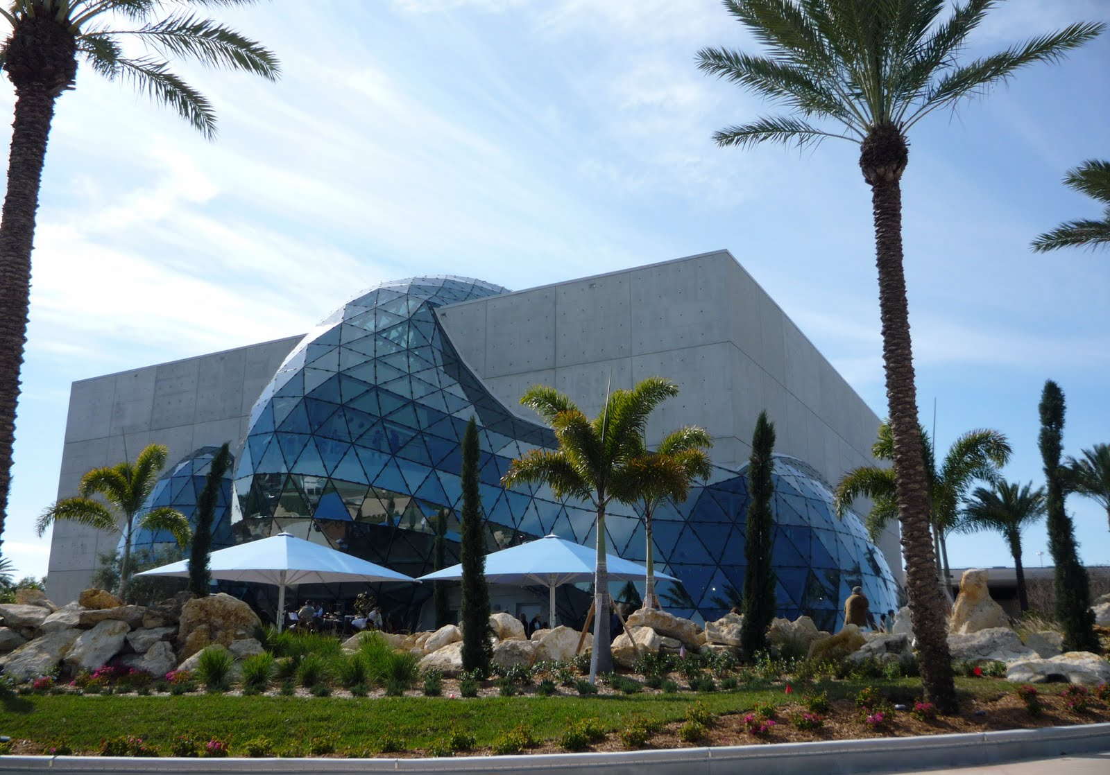 The New Dali Museum In St Pete, Florida