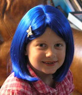 Coraline New Wig Sketchbook