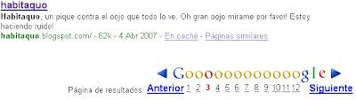 habitaquo google puesto 30