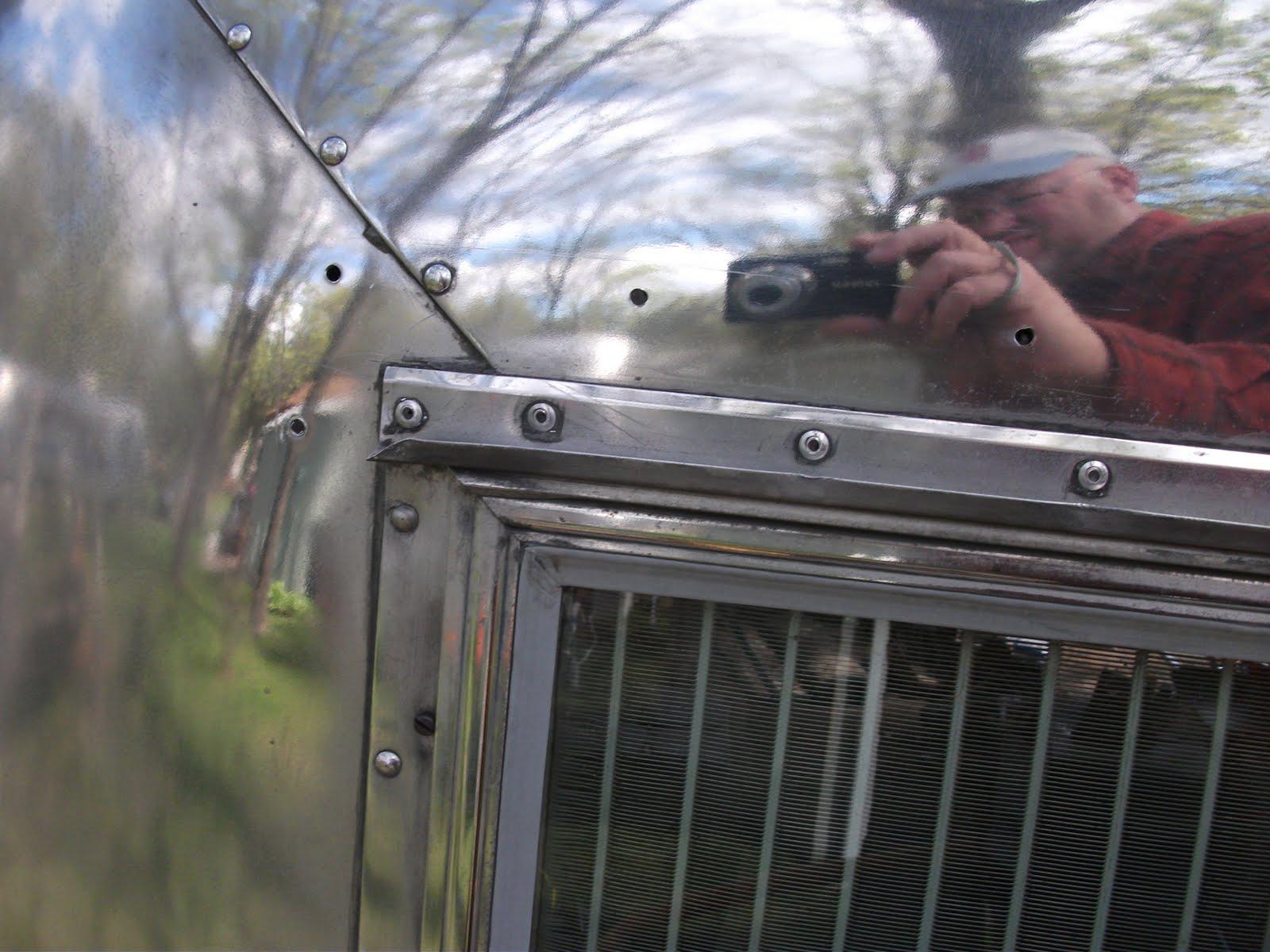 64 Airstream Safari named May (Maysville): May 2010