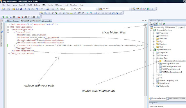 NicoGis - Sviluppare in ambiente ArcGIS   : Sql server 2008