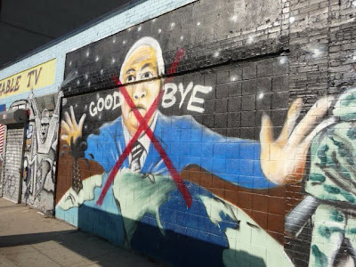 EV Grieve: RCN Cable discovers 'illegal graffiti' two years