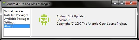 Missing hierarchyviewer in SDK 7