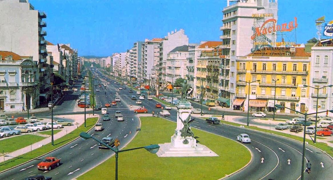 av republica lisboa mapa Retratos de Portugal: Lisboa   Avenida da República av republica lisboa mapa