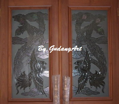 Kaca Inlay | Inlay Glass | Diamond Glass Gudang Art Design