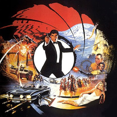 Illustrated 007 The Art Of James Bond The Living
